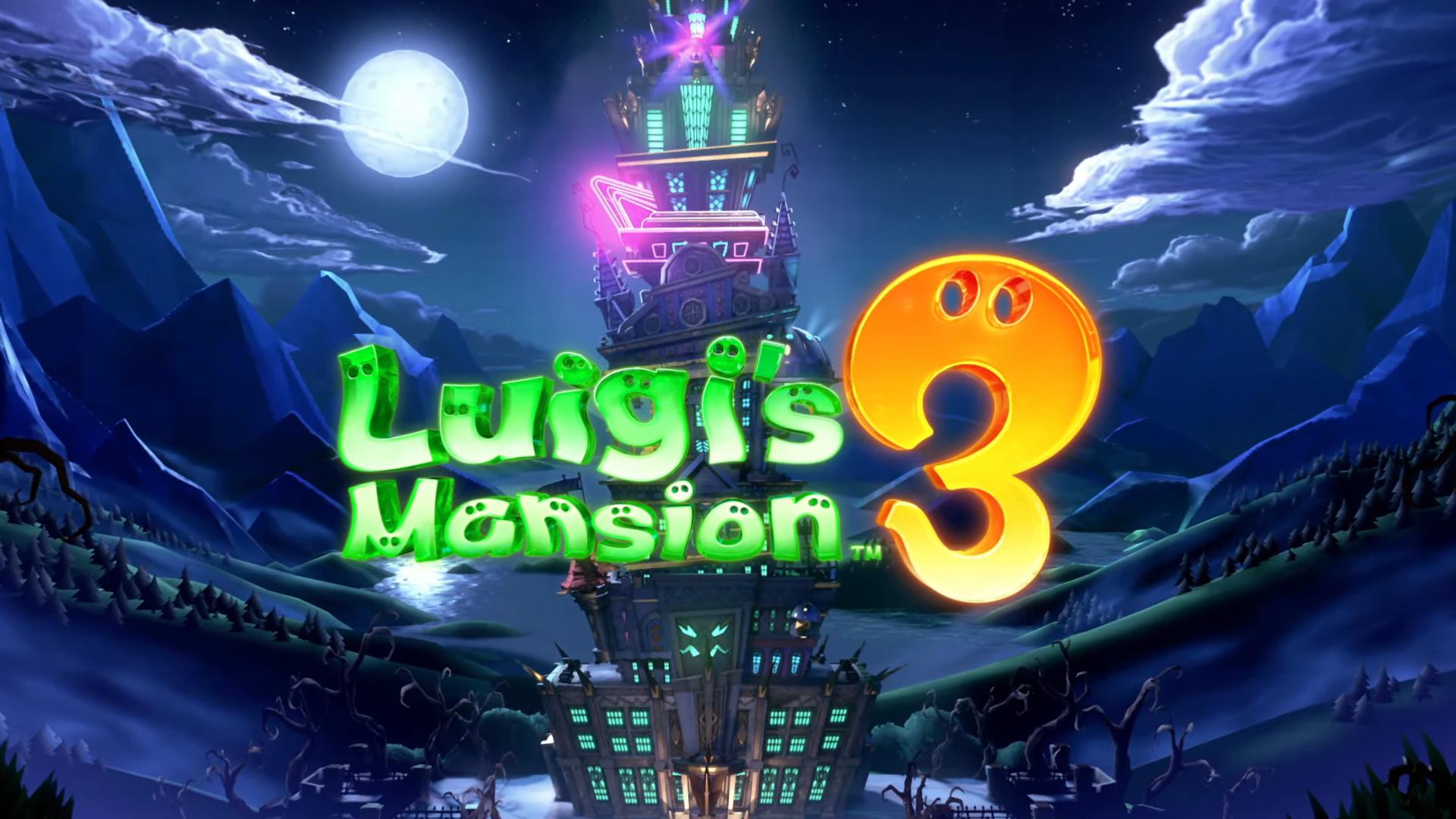 Luigi's Mansion 3 Wins Best Family / Social Game At E3 2019