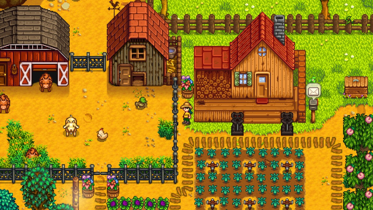 Stardew Valley Creator Shares Exciting New Detail About The Next Update - Nintendo Life