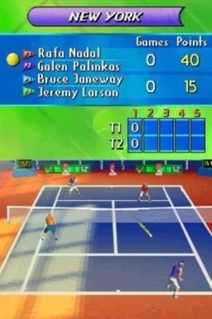 Rafa Nadal Tennis DS