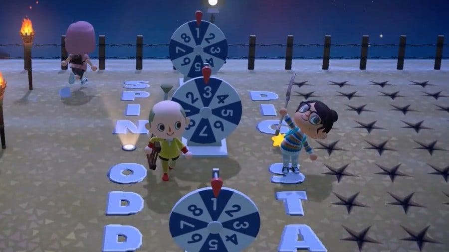 Animal Crossing: New Horizons Multiplayer