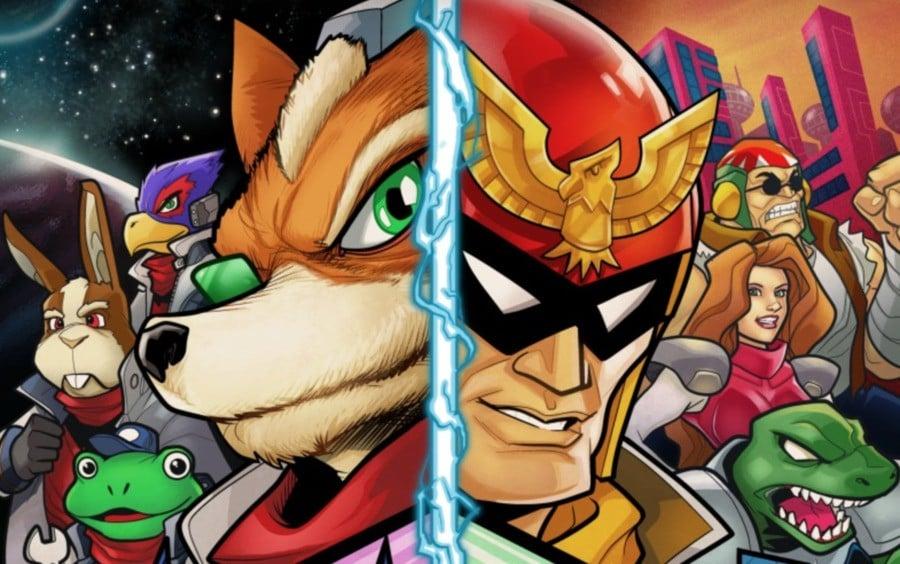 Star Fox and F-Zero