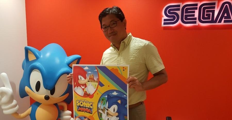Random: Sonic The Hedgehog Creator Yuji Naka Thinks Nintendo Has Changed