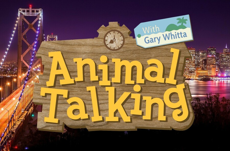 Animal Talking Logo
