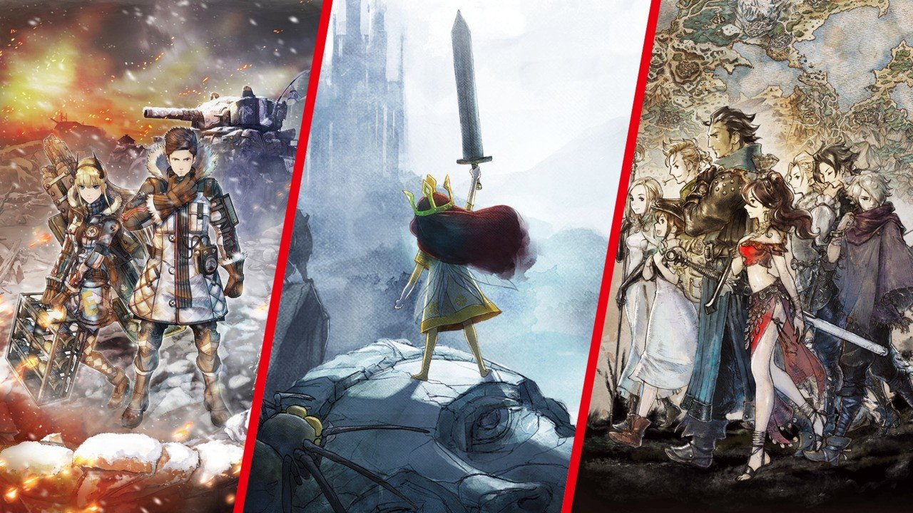 Best Nintendo Switch RPGs - Feature - Nintendo Life