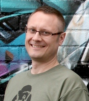 Ripstone's Co-Founder and Creative Director, Phil Gaskell