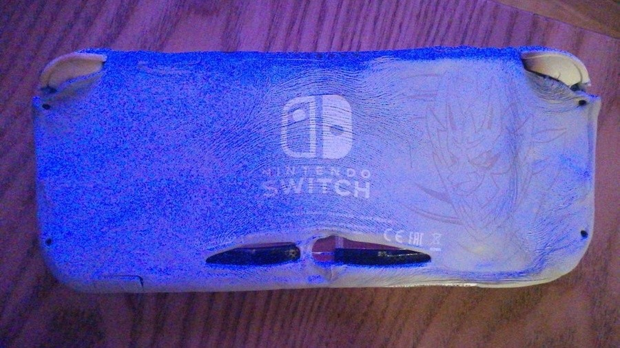 Melted Switch