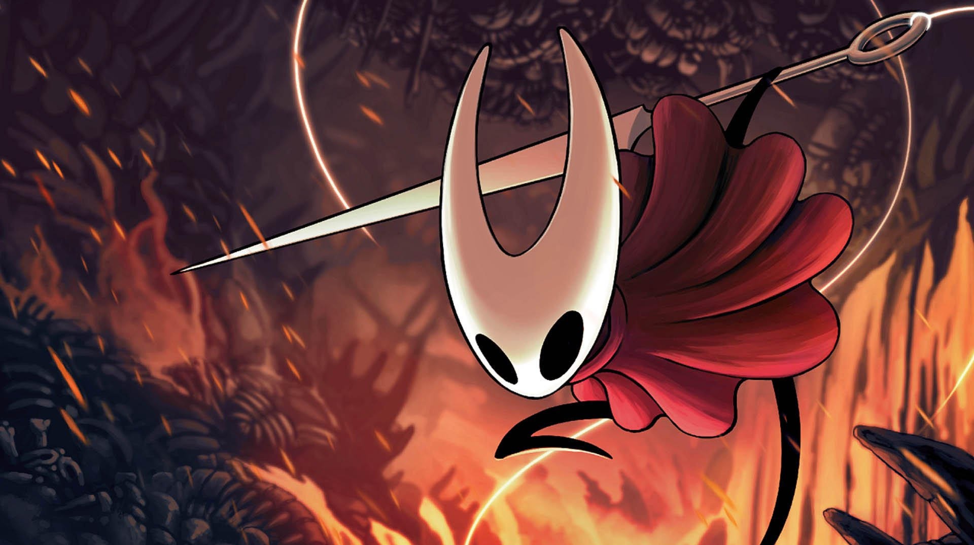 """Team Cherry Shares More Hollow Knight: Silksong Details, Will Launch """"When It's Ready"""""""