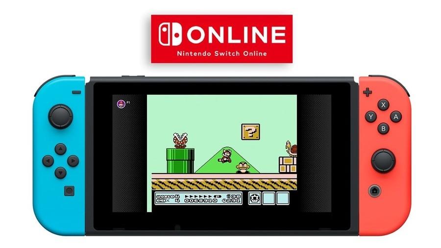 Nintendo Switch Online Super Mario Bros 3