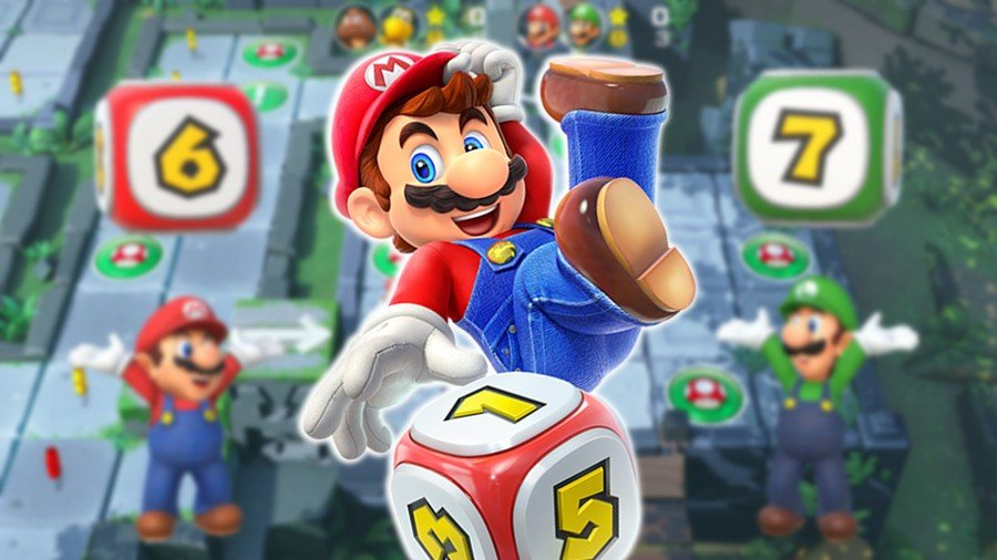 Super Mario Party Receives A New Online-Play Update