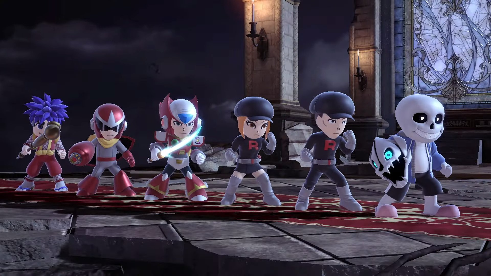 Sans From Undertale Is Coming To Super Smash Bros  Ultimate