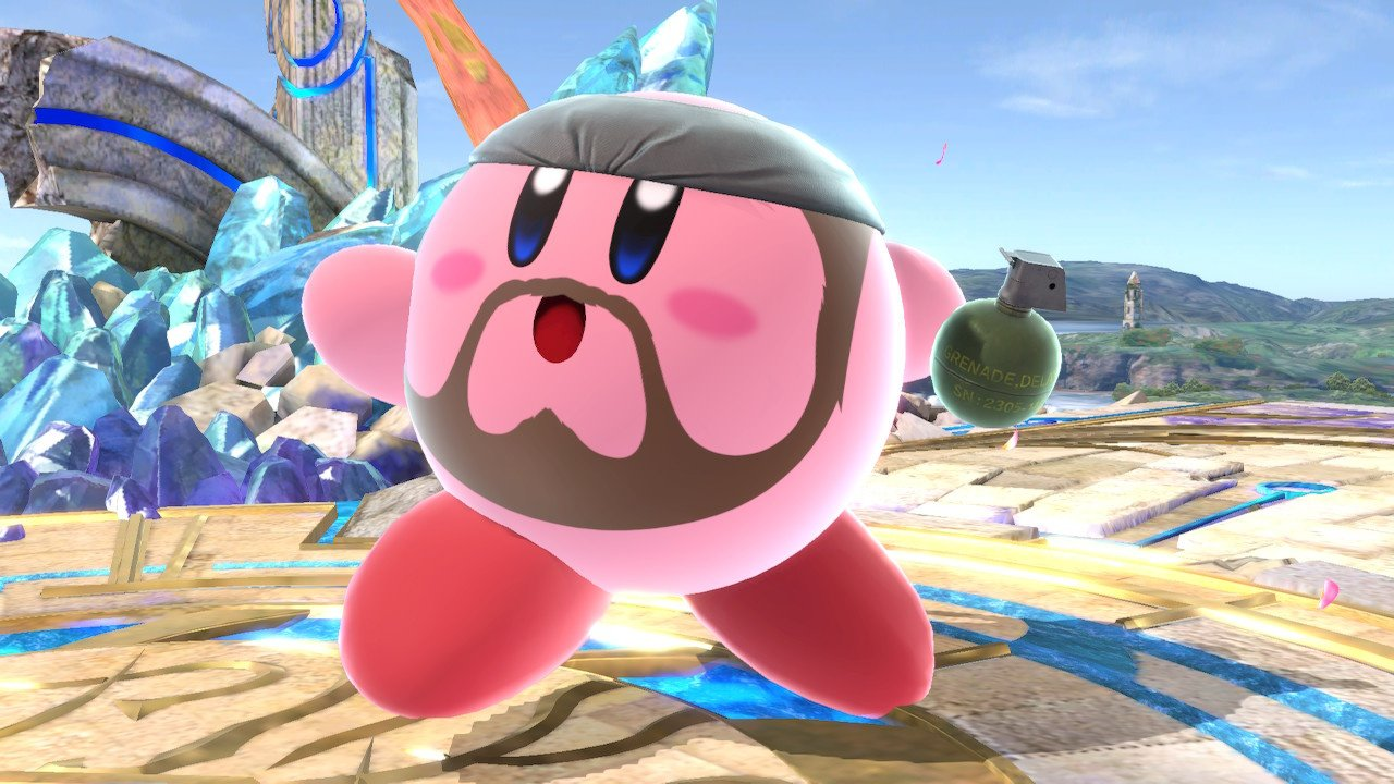 Guide: Super Smash Bros. Ultimate Full Kirby Transformations List