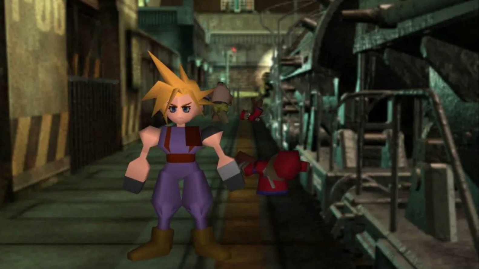 Looks Like Final Fantasy VII On Switch Has Reintroduced A Bug That