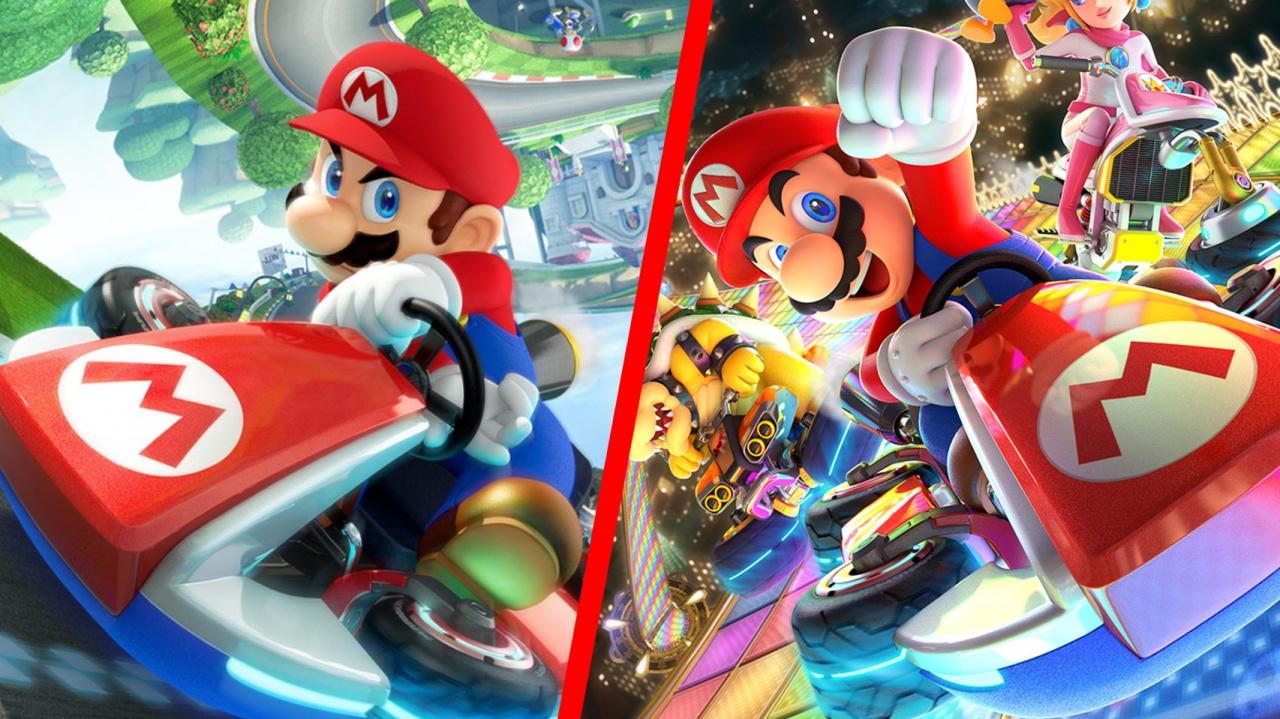 Mario Kart 8 Overtakes Mario Kart Wii As Best-Selling Series Entry