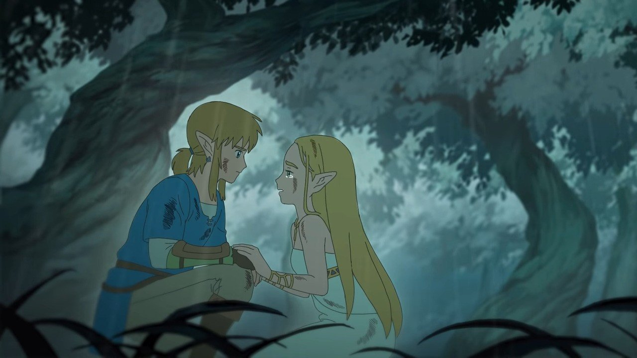 Video: This Fan-Made Zelda: Breath Of The Wild Animation Is An Absolute Masterpiece