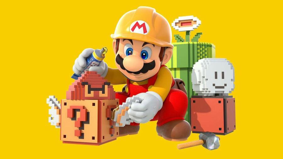 We like to imagine Nintendo's maintenance process looks a little something like this