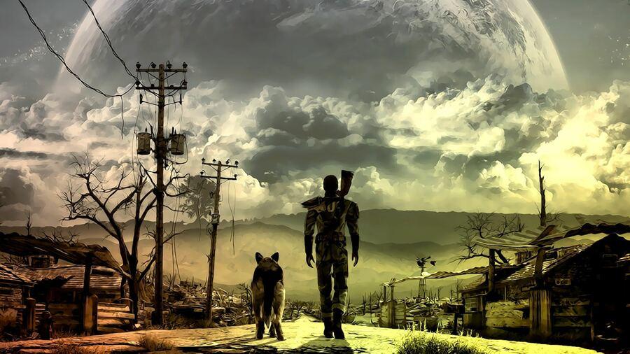 Fallout 4 (Bethesda Game Studios)