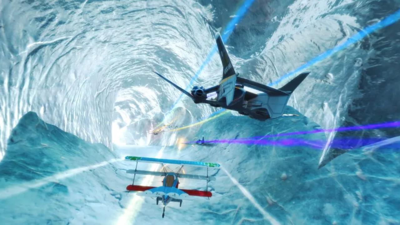 Arcade Racer Skydrift Infinity Speeds Onto Switch Next Week