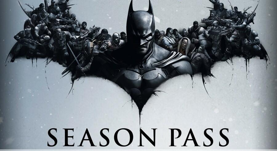 Batman Arkham Origins Season Pass 091313