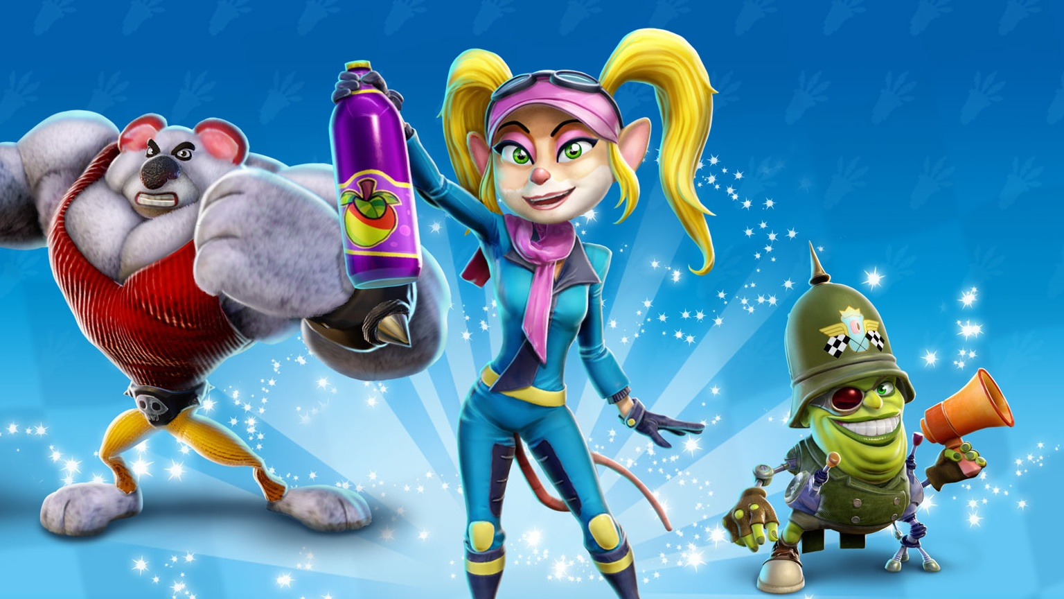 The Neon Circus Update Brings A New Mode To Crash Team Racing Nitro-Fueled