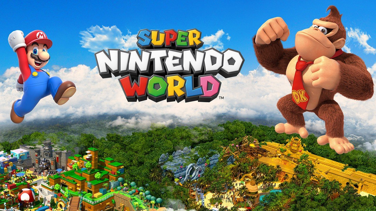 It's Official, Super Nintendo World Is Getting A Donkey Kong Expansion