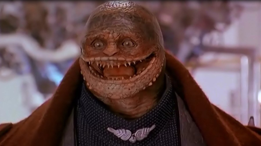 A 'Goomba' from the film, or as we like to call it, a 'Good Grief'...