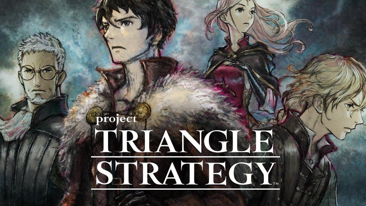 A unique Switch Project Triangular Strategy targeting around 50 hours of gaming