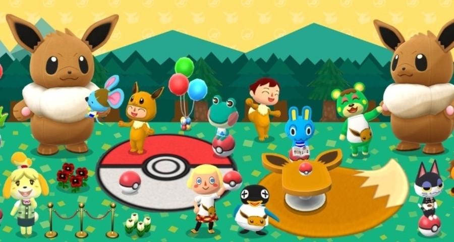 Eevee Themed Pokemon Event IMG