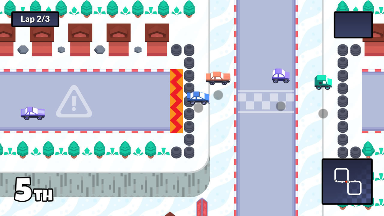 Tiny World Racing Brings Cheap And Cheerful Top-Down Racing To Switch