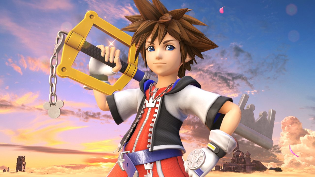 Sakurai Reveals How A Chance Encounter Led To Sora In Smash Bros. Ultimate