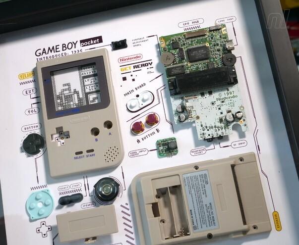 Grid Game Boy
