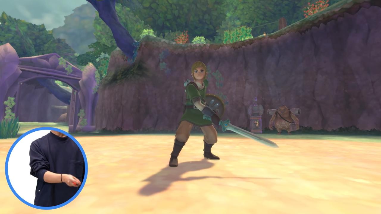 Get Ready For Zelda: Skyward Sword HD's