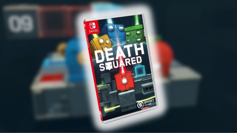 Death Squared Physical Switch