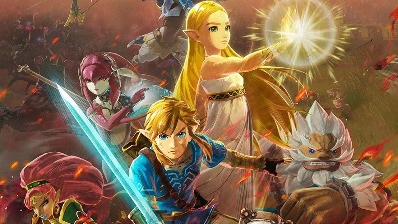 The First Review For Hyrule Warriors Age Of Calamity Is Now In Nintendo Life