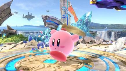 29. Zero Suit Samus Kirby