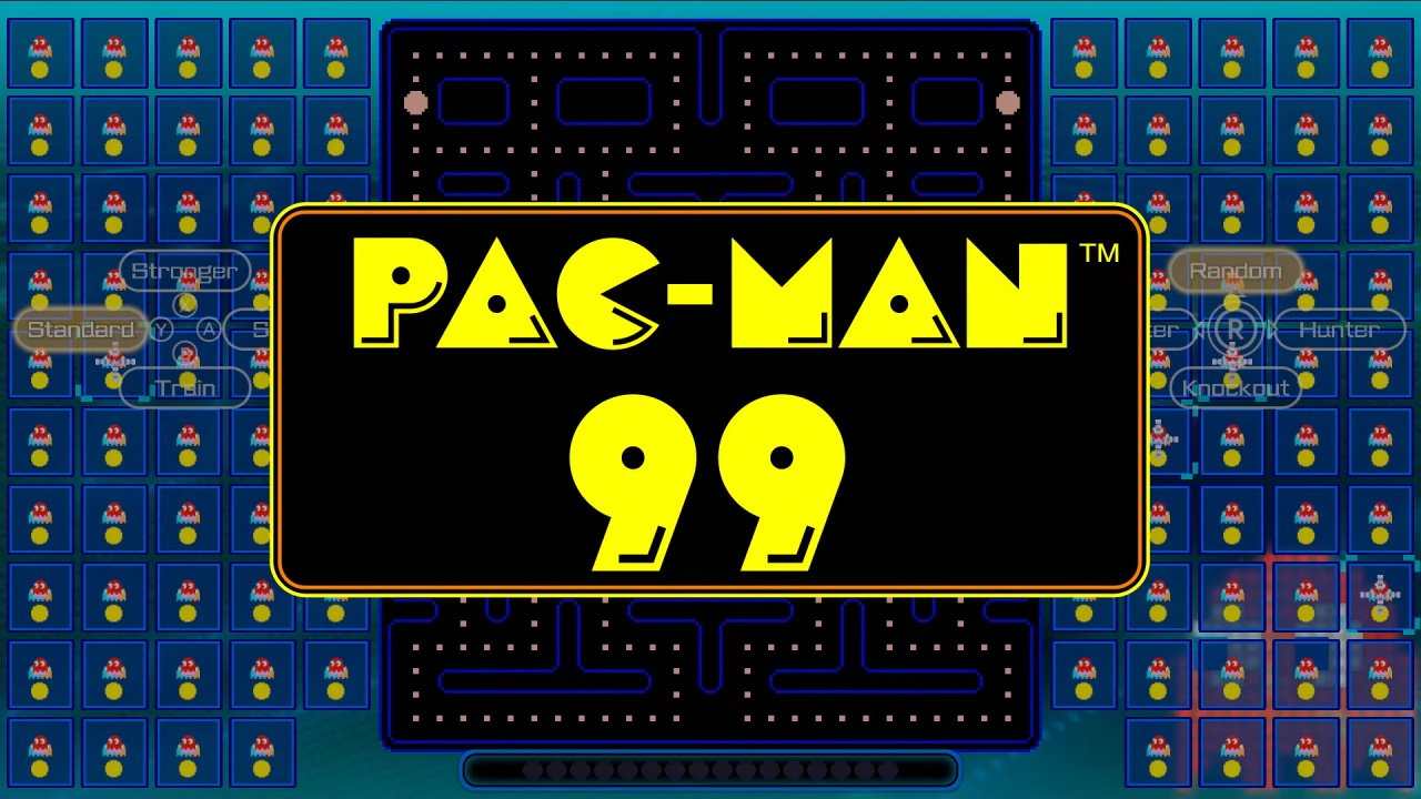 PAC-MAN 99 Announced Exclusively For Nintendo Switch Online
