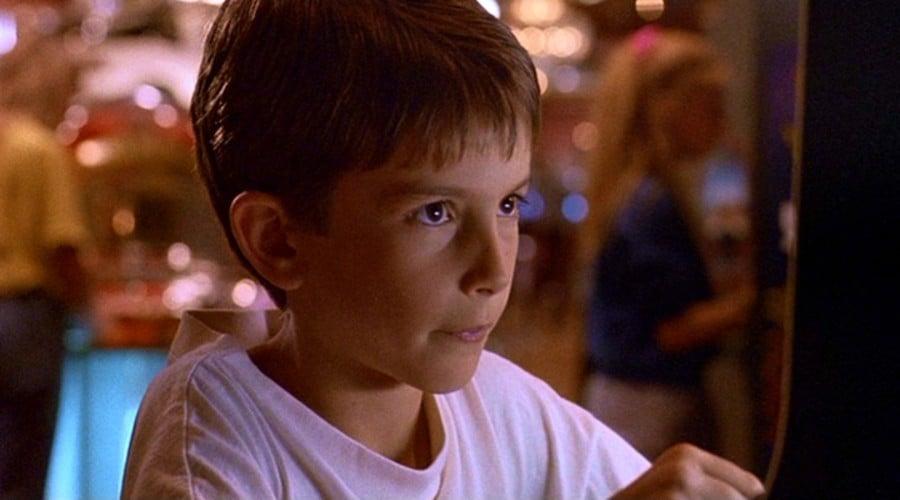 The film's titular hero, Jimmy (Luke Edwards)