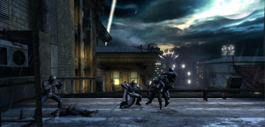 Batman Blackgate Screen