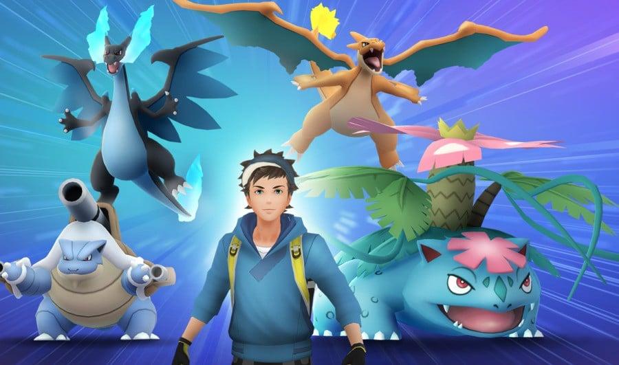 Pokémon GO Mega Evolutions