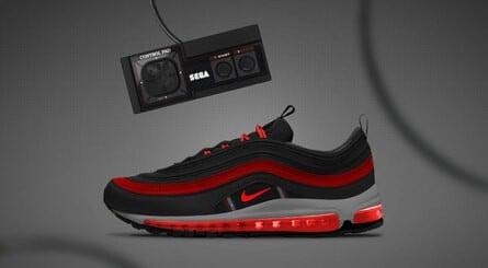 CONCEPT SEGA Master Sistemi Nike Air Max 97