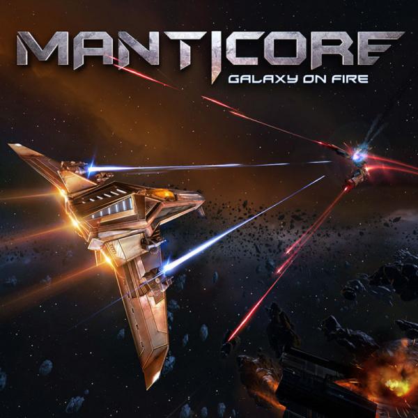 Manticore: Galaxy On Fire Review (Switch eShop) | Nintendo Life