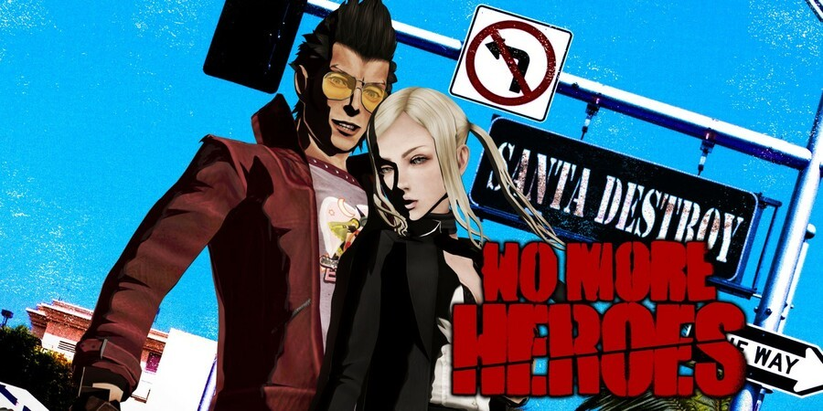No More Heroes (Switch)