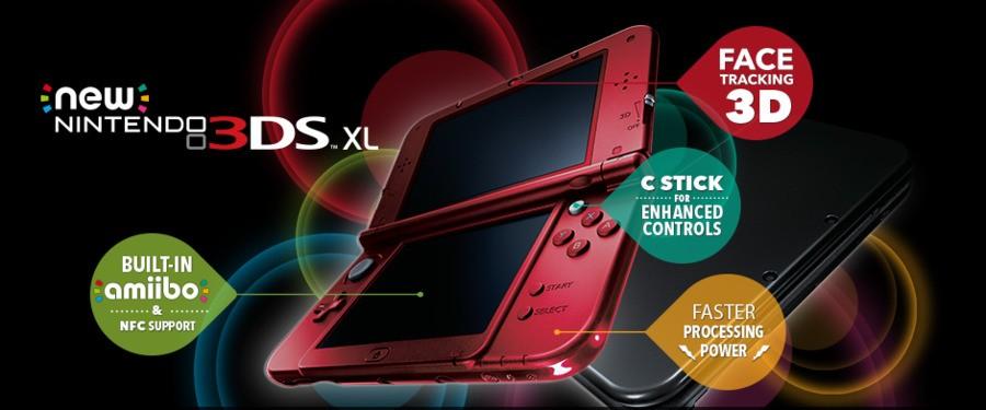 New 3 DS Marketing