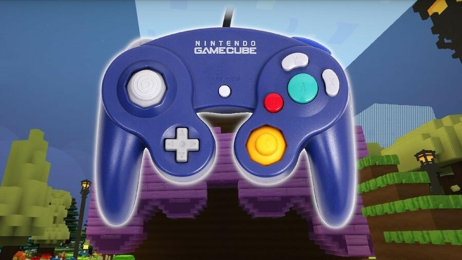GameCube Pad Staxel