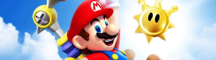 Super Mario Sunshine (GCN)