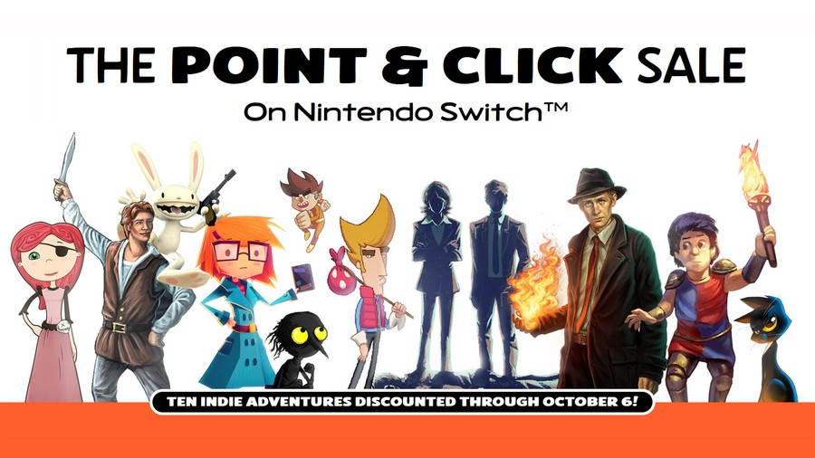 Point And Click Sale 2