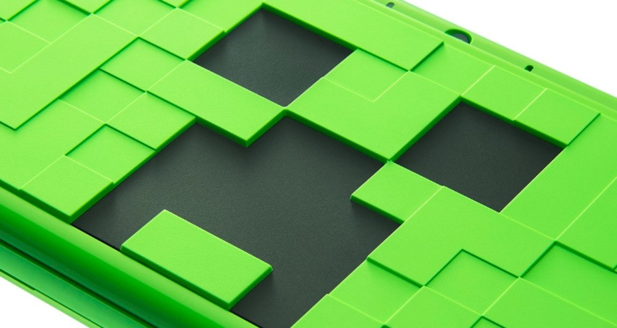 Minecraft 2DS Creeper Edition