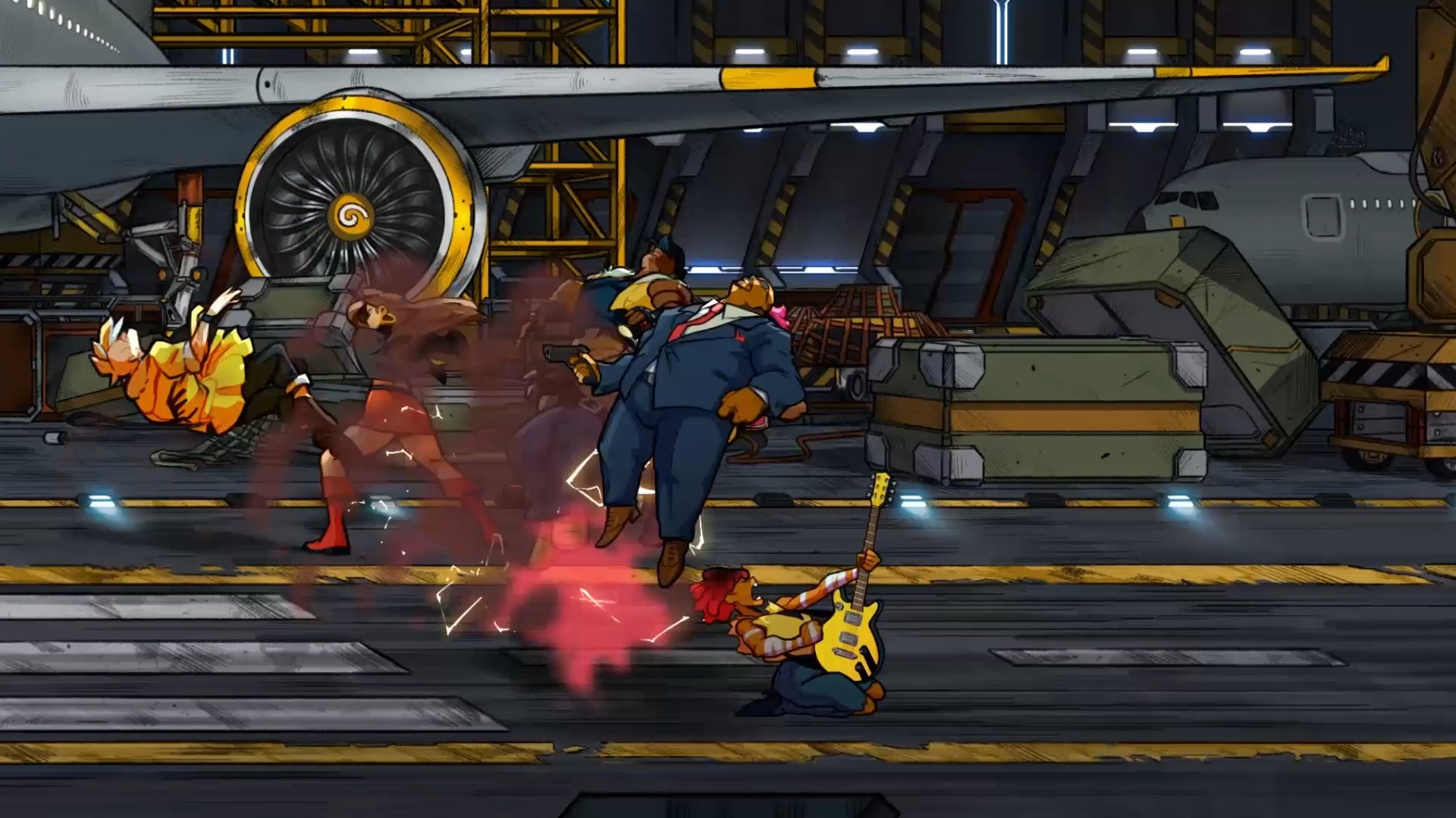 Yuzo Koshiro Thinks You're Going To Love Streets Of Rage 4