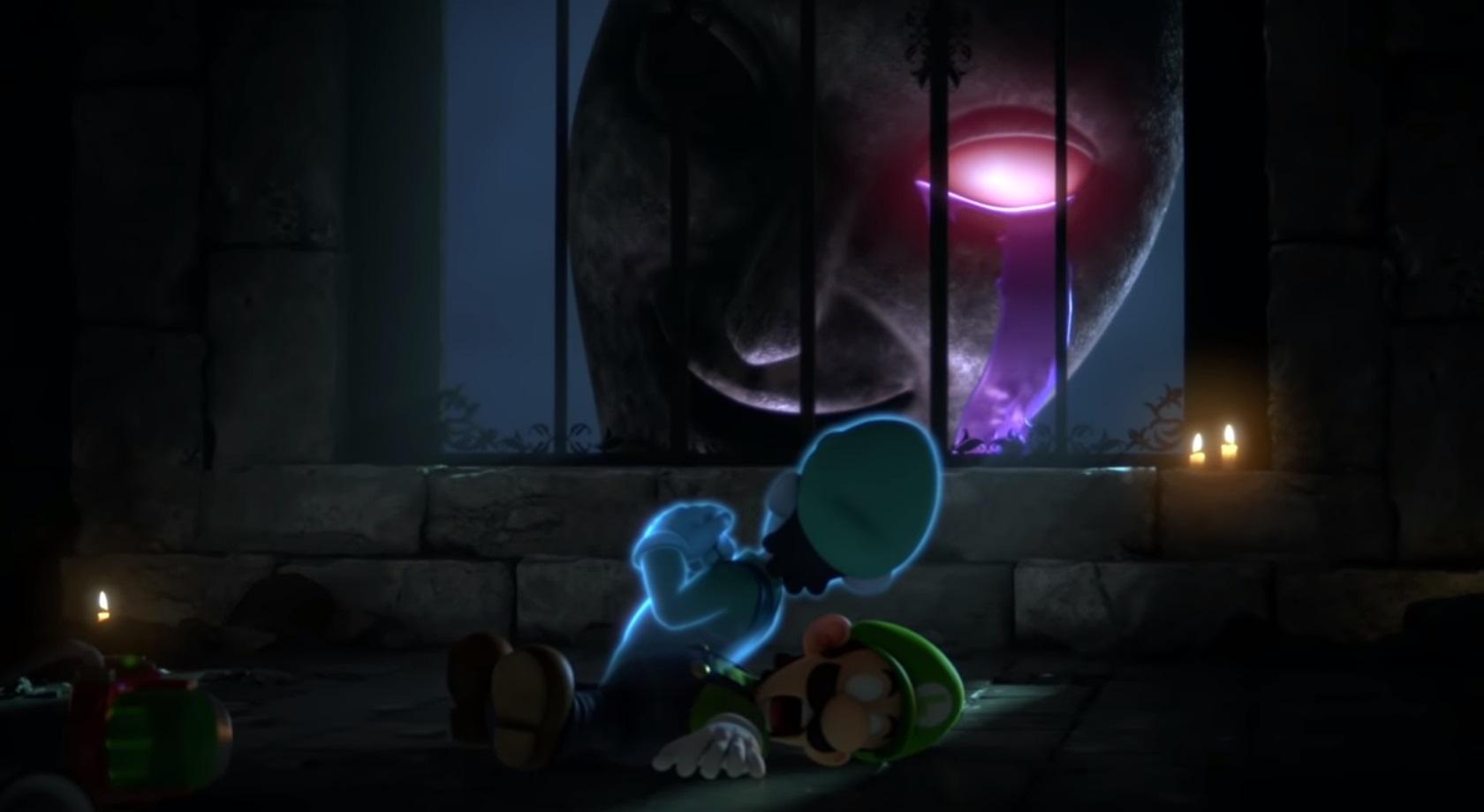 Luigi Dead 3
