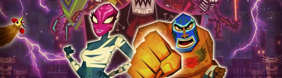 Guacamelee! Super Turbo Championship Edition (Switch eShop)