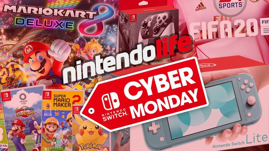 Black Friday Nintendo Deals